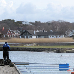 Premiär för öringsfiske